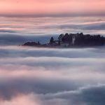 Il castello fra le nubi