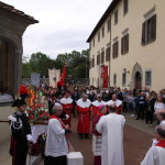 Al tabernacolo di Piazza don Milani
