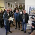 Il vincitore del 4° premio: Alfonso Fantuzzi